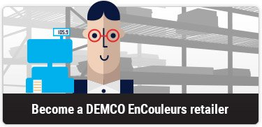 Vortex Solution - Become a DEMCO EnCouleurs retailer